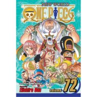 One Piece Vol 72