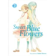 Sweet Blue Flowers  Vol 01