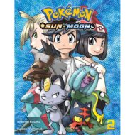 Pokemon Sun & Moon  Vol 02