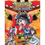 Pokemon Sun & Moon  Vol 05