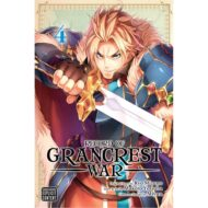 Record Of Grancrest War  Vol 04