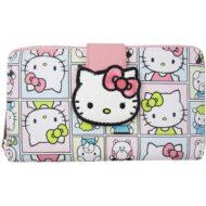 Hello Kitty Telephone Zip-around Wallet