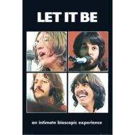 The Beatles Let it Be – Maxi Poster