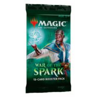 Magic War of the Spark: Booster
