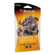 Magic Guilds of Ravnica: Themed Booster – Selesnya (White/Green)