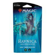 Magic Ravnica Allegiance: Theme Booster – Simic (Blue/Green)
