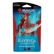 Magic Ravnica Allegiance: Theme Booster – Rakdos (Red/Black)