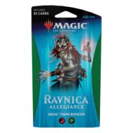 Magic Ravnica Allegiance: Theme Booster – Gruul (Red/Green)