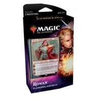 Magic Throne of Eldraine: Planeswalker Deck – Rowan, Fearless Sparkmage