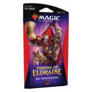 Magic Throne of Eldraine: Theme Booster – Red