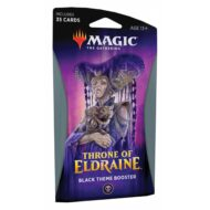 Magic Throne of Eldraine: Theme Booster – Black