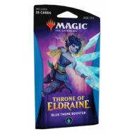 Magic Throne of Eldraine: Theme Booster – Blue