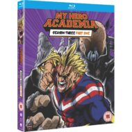 My Hero Academia Season 3 Part 1 (Blu-ray)