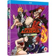 My Hero Academia Season 3 Part 2 (Blu-ray)