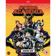 My Hero Academia Season 1 (Blu-ray)