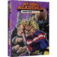 My Hero Academia Season 3 Part 1 DVD