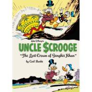 Walt Disney Uncle Scrooge  Vol 03 Crown Genghis Khan
