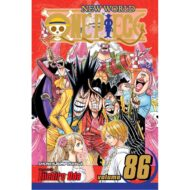 One Piece Vol 86