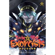 Twin Star Exorcists Onmyoji  Vol 12