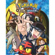 Pokemon Sun & Moon  Vol 01