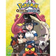 Pokemon Sun & Moon  Vol 04