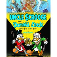 Disney Rosa Duck Library  Vol 01 Scrooge Son Of Sun