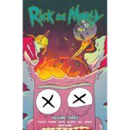 Rick & Morty  Vol 03