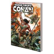 Savage Sword Of Conan  Vol 01 Cult Of Koga Thun