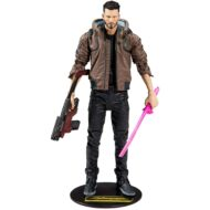Cyberpunk 2077 7-Inch Action Figure – V Male