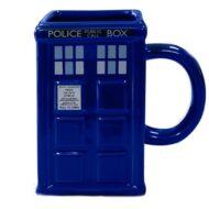 Doctor Who Tardis – 3D Mug