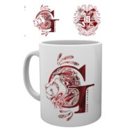 Harry Potter Gryffindor Monogram – Mug