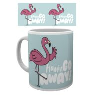 Flamingo Go Away – Mug