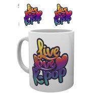 KPOP Live Love – Mug