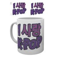 KPOP Love Hangul – Mug