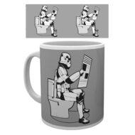 Original Stormtrooper Storm Pooper – Mug