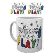 Doctor Who Where I Play – Mug