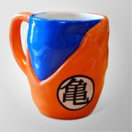 Dragon Ball Z Goku Gi – 3D Mug