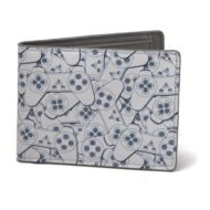 Playstation – Controller Bifold Wallet, All Over Printed