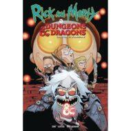 Rick And Morty Vs D & D  Vol 02 Painscape