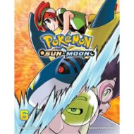 Pokemon Sun & Moon  Vol 06