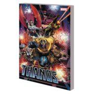 Thanos  Vol 02 God Quarry