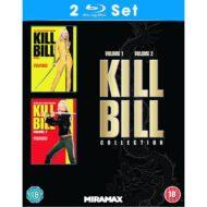 Kill Bill Vol 1 & 2 (Blu-ray)
