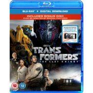 Transformers the last knight (Blu-ray)