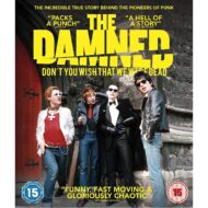 The Damned: Dont You Wish That We Were Dead (Blu-ray)