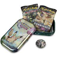 Mini Tin box Kanto Friends: Pikachu