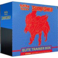 Sword & Shield Elite Trainer box: Zamazenta (Blue)