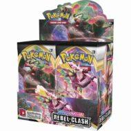 Sword & Shield 2 Rebel Clash: Booster Box