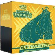 Sword & Shield 2 Rebel Clash: Elite Trainer