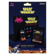 Space Invaders Gadget Decals