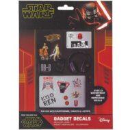 Star Wars Episode 9 Gadget Decals 4 Sheets